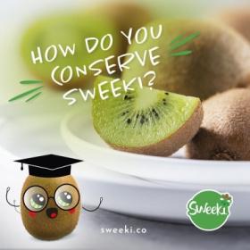 Come si conserva Sweeki® Green